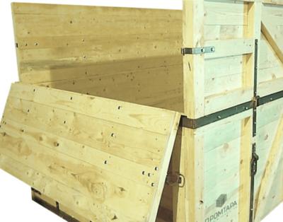 Деревянные контейнеры ООО Промтара Уфа