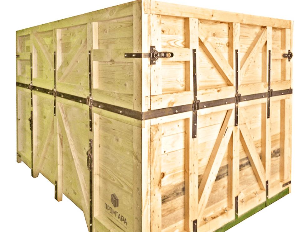 Деревянные контейнеры ООО Промтара