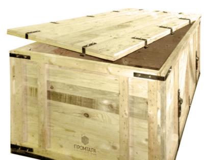 Деревянные ящики ООО Промтара