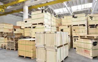 Купить деревянные ящики для овощей, фруктов и военных нужд