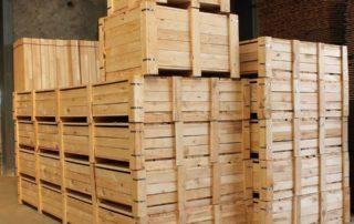 Промышленная тара для транспортировки грузов