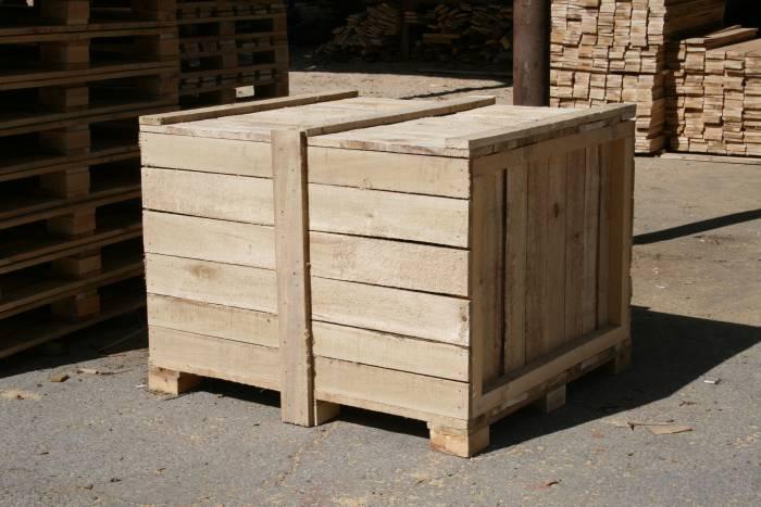 Ящик деревянный купить у производителя